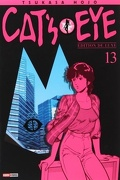 Cat's Eye - Édition Deluxe, Tome 13