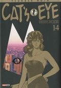 Cat's Eye - Édition Deluxe, Tome 14