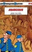 Les Tuniques bleues, Tome 48 : Arabesque