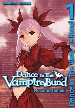 Couverture du livre : Dance in the Vampire Bund, tome 1