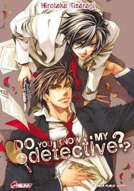 Couverture du livre : Do you know my detective ?
