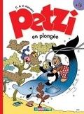 Petzi en plongée