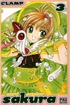 couverture Card Captor Sakura T3 & T4