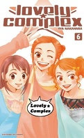 Lovely complex, tome 6