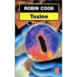 Couverture du livre : Toxine