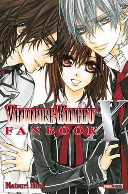 Couverture du livre : Vampire Knight : Fanbook