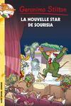 couverture Geronimo Stilton, tome 60 : La Nouvelle Star de Sourisia