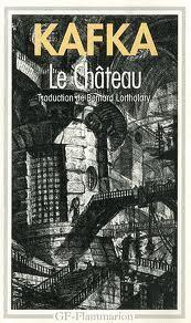 Couverture du livre : Le Château