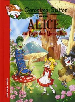 Couverture du livre : Alice au pays des merveilles