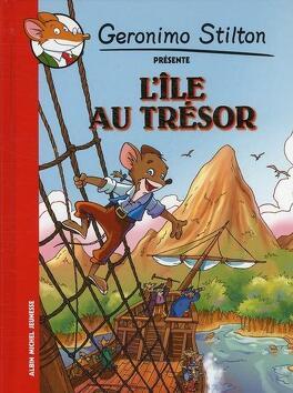Couverture du livre : L'Île au trésor