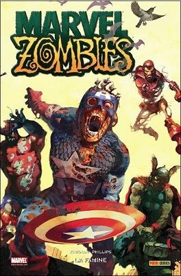 Couverture du livre : Marvel Zombies, tome 1 : La famine