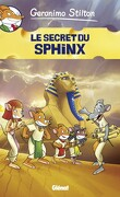 Geronimo Stilton, tome 4 : Le secret du Sphinx (Bd)