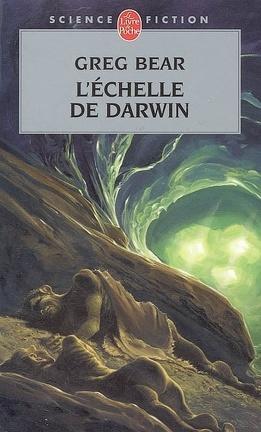Couverture du livre : L'Échelle de Darwin