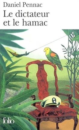 Couverture du livre : Le dictateur et le hamac