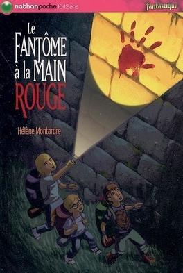 Couverture du livre : Le fantôme à la main rouge