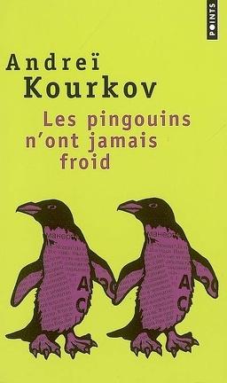 Couverture du livre : Les pingouins n'ont jamais froid