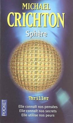 Couverture du livre : Sphère