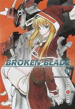 Couverture du livre : Broken Blade, Tome 3