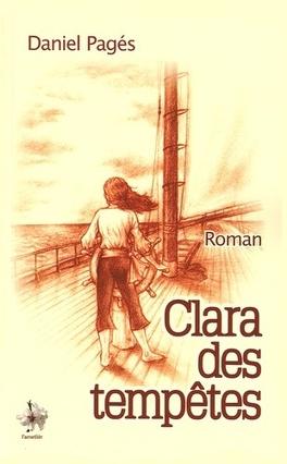 Couverture du livre : Clara des tempêtes