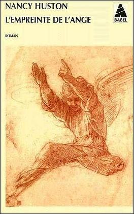 Couverture du livre : L'empreinte de l'ange