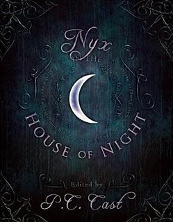 Couverture du livre : La Maison de la Nuit, HS : Nyx in the House of Night