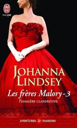 Couverture du livre : Les Frères Malory, Tome 3 : Passagère clandestine