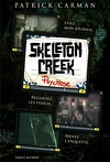 Skeleton Creek, Tome 1 : Psychose