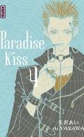 Paradise Kiss, tome 4