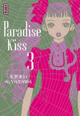 Couverture du livre : Paradise Kiss, tome 3