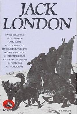 Couverture du livre : Romans, récits, nouvelles du Grand Nord