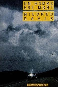 Couverture du livre : Un homme est mort