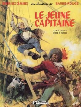 Couverture du livre : Barbe-Rouge, tome 20 : Le jeune capitaine