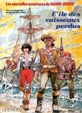 Barbe-Rouge, tome 19 : L'île aux vaisseaux perdus