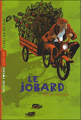 Couverture du livre : Le Jobard