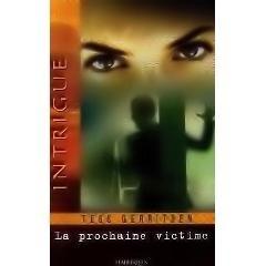 Couverture du livre : La prochaine victime