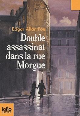Couverture du livre : Double assassinat dans la rue Morgue