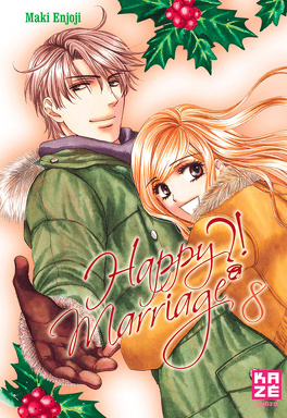 Couverture du livre : Happy Marriage ?!, Tome 8