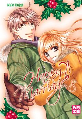 Couverture du livre : Happy Marriage ?!, Tome 8