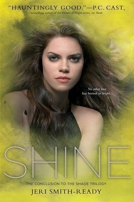 Couverture du livre : Shade, Tome 3 : Shine