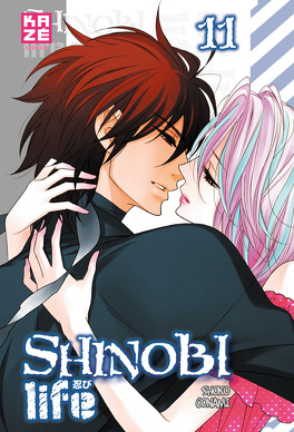 Couverture du livre : Shinobi Life, Tome 11