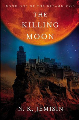 Couverture du livre : Dreamblood, Tome 1 : The Killing Moon