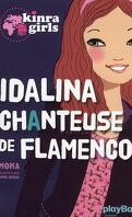 Idalina chanteuse de flamenco
