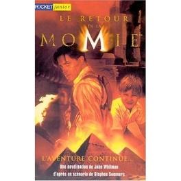 Couverture du livre : Le retour de la momie