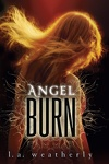 couverture Angel, Tome 1 : Burn