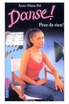 couverture Danse !, tome 21 : Peur de rien !