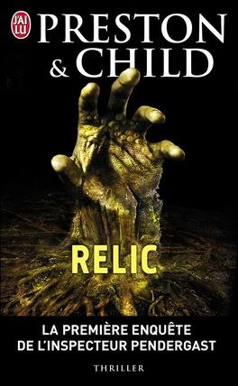 Couverture du livre : Relic