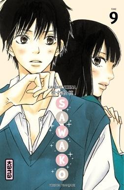 Couverture du livre : Sawako, tome 9