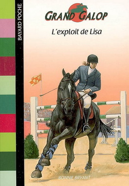 Couverture du livre : Grand Galop, tome 69 : L'exploit de Lisa