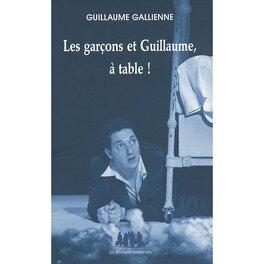 Couverture du livre : Les garçon et Guillaume, à table !