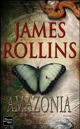 Couverture du livre : Amazonia